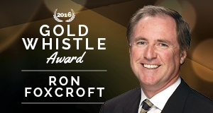 Ron-Foxcroft-2016-Gold-Whistle-Award