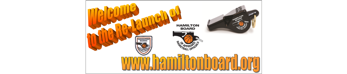Welcome to the Re-Launch of www.hamiltonboard.org